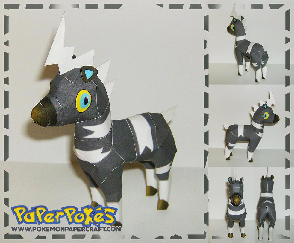 Shimama Papercraft by Jyxxie