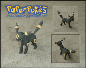 Mini Umbreon Papercraft