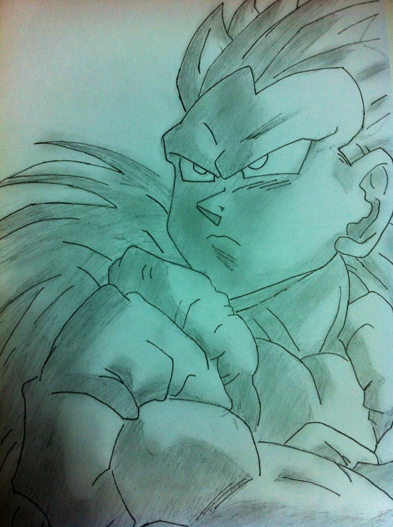 Gotenks by goodsnake