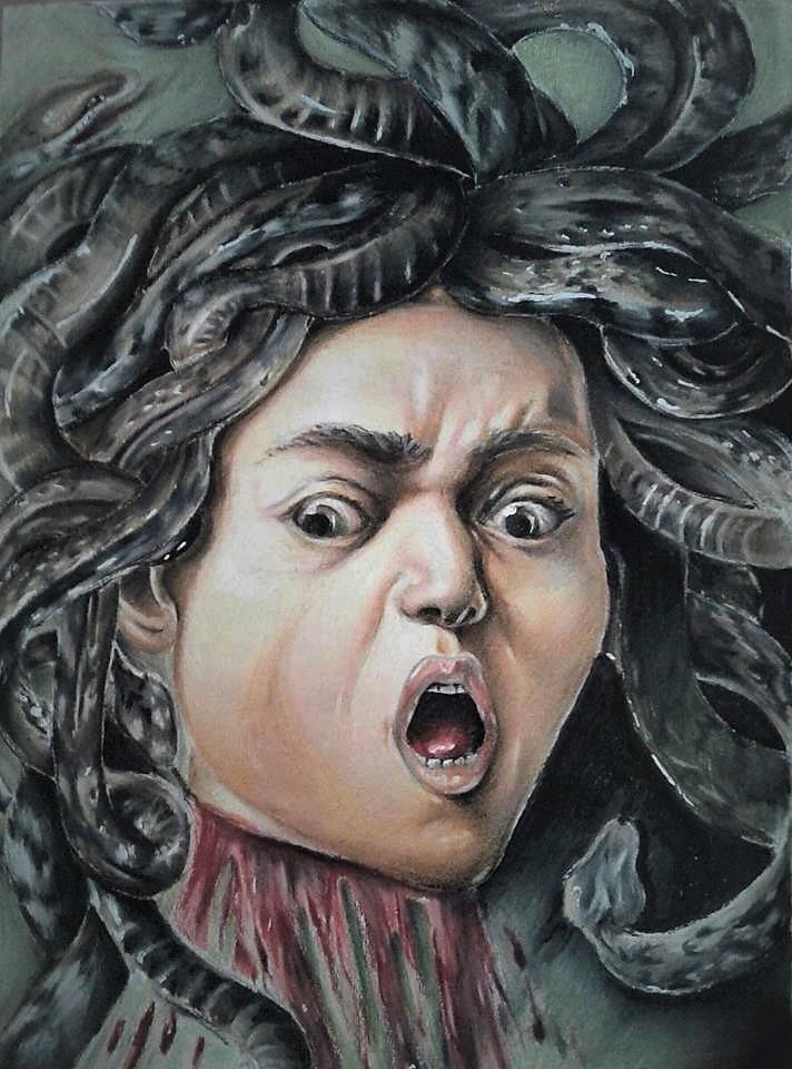Medusa by goodsnake