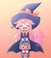 Halloween Lillie by AngieLaura