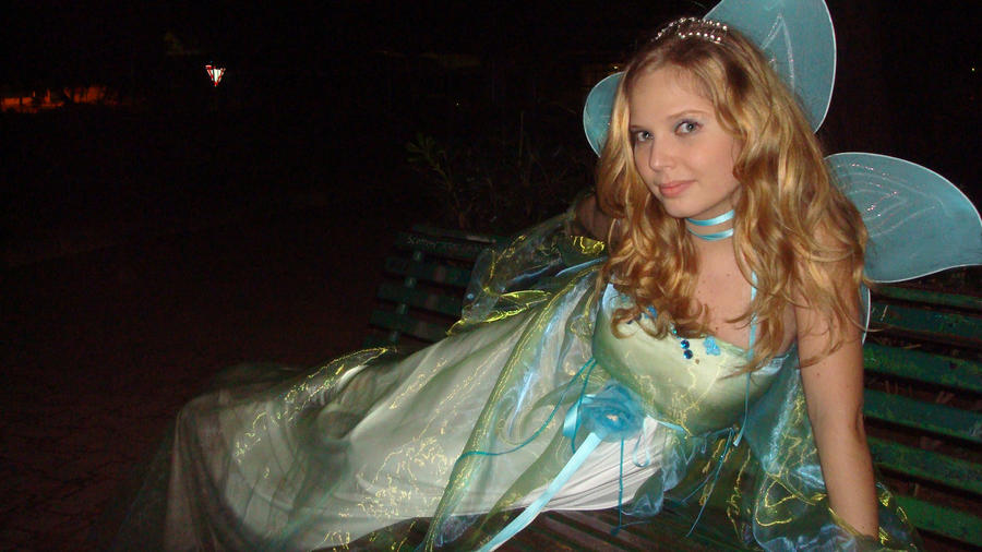 My cosplay of Fairy princess by Taiychan