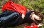 My Arwen cosplay 1