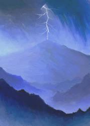 Approaching Storm by ginnunga-gap