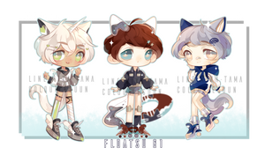 [collab adopts] open