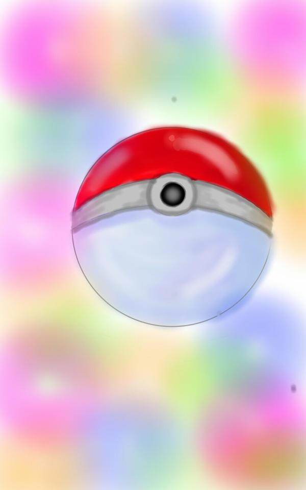pokeball by 25artmark