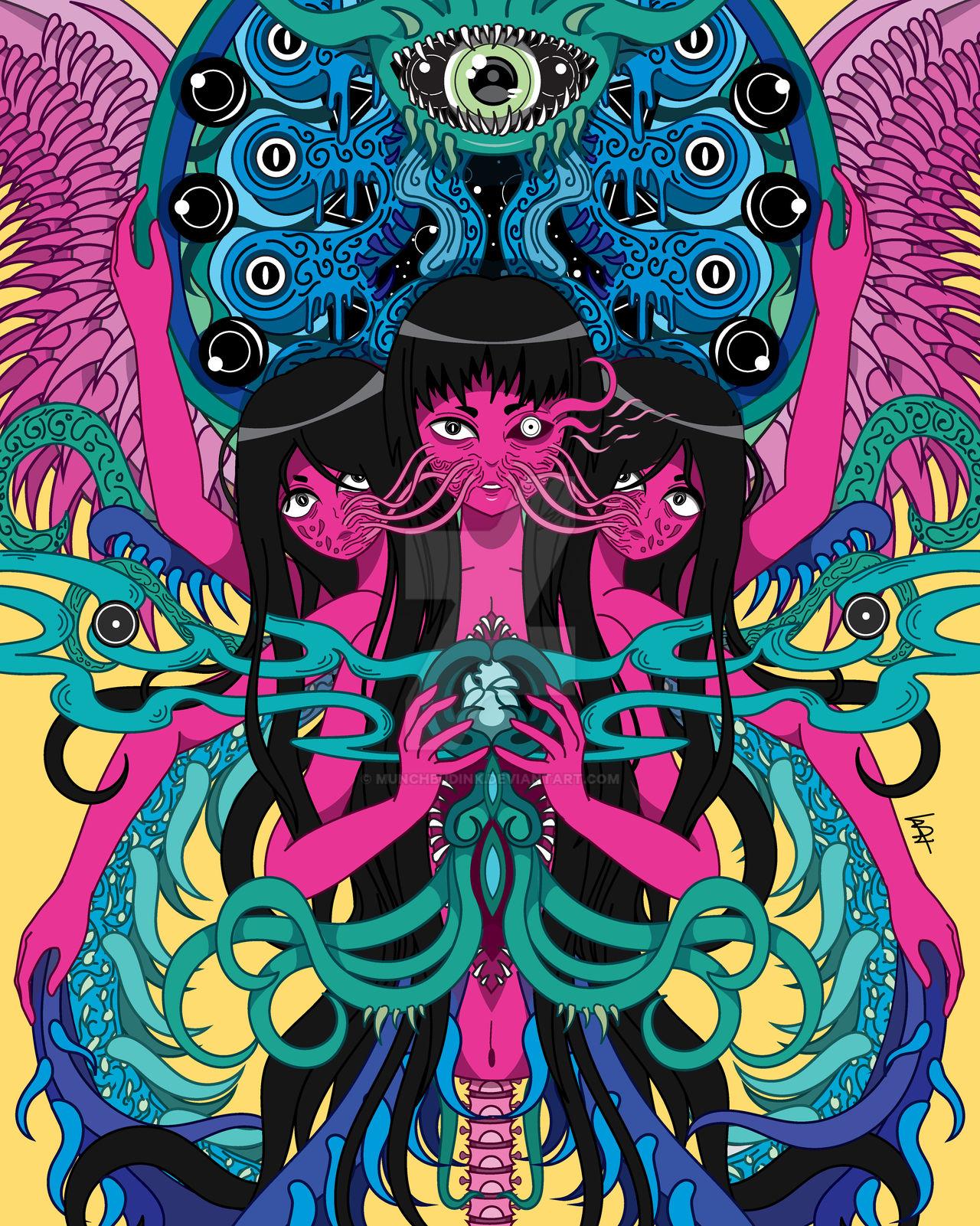 Divergent Form (Color)