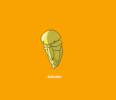 kakuna 014 by juenavei
