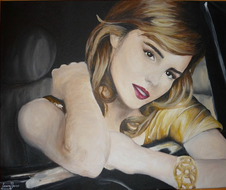 Emma Watson by LauraJaneArnold