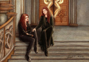 Secrets of the Past by LauraJaneArnold