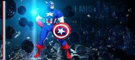 Captain America by Juanlu69