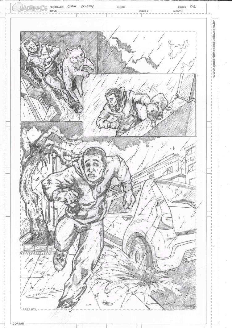 Entropia - page 02 by sandrocosta