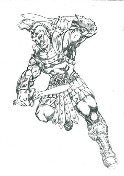 Ares by sandrocosta