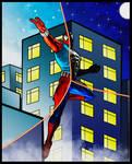 Spider Man - Scarlet, Symbiote, Original