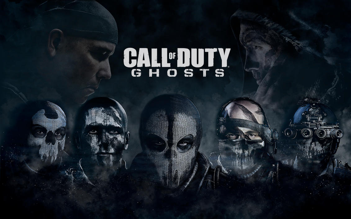 Call Of Duty Ghosts Fan Wallpaper By DevilKazz
