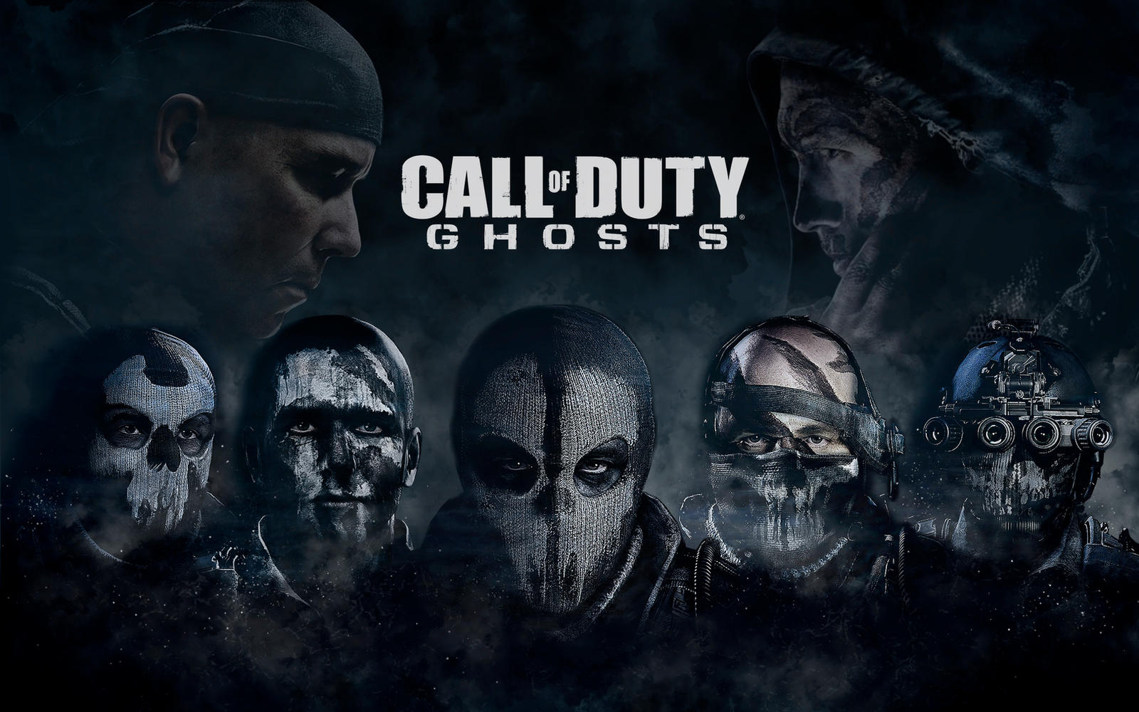 Call Of Duty Ghosts Fan Wallpaper By Devilkazz On Deviantart