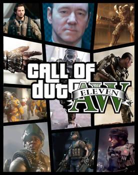 Call of Duty Advanced Warfare - GTA V Edition