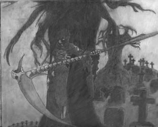 Reaper by BrutallyAmish
