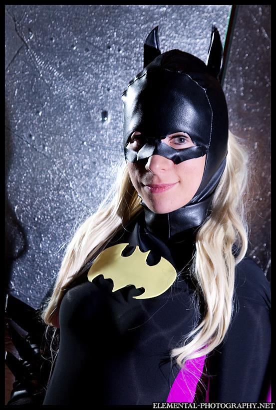 The NEW Batgirl by Ravenspiritmage