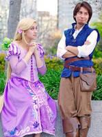 Tangled: Rapunzel and Flynn