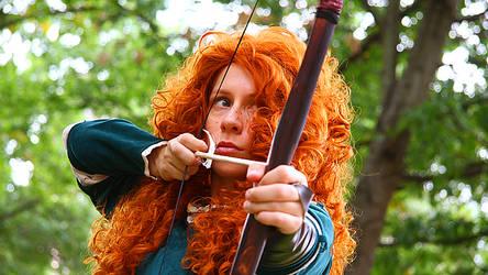 Brave: Aim True by Ravenspiritmage