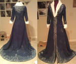 Completed!  Robe for 'Pitch Frost' Art Concept