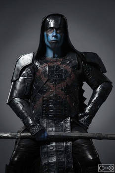 Ronan the Accuser - Guardians of the Galaxy