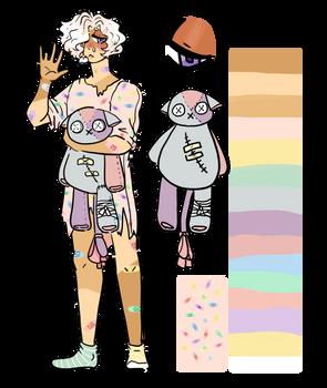 Sick boy (design trade)