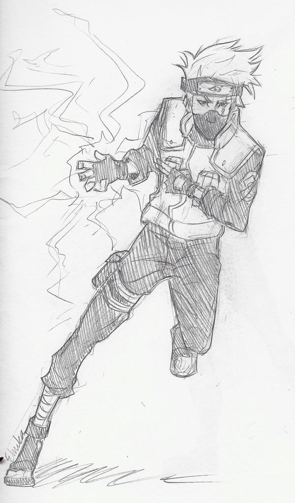 Gallery Kakashi Drawing Full Body