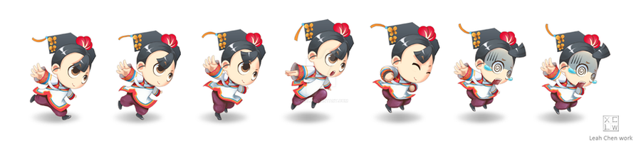 Game Character Design Contest 2015 : Game character design by cwxl on deviantart