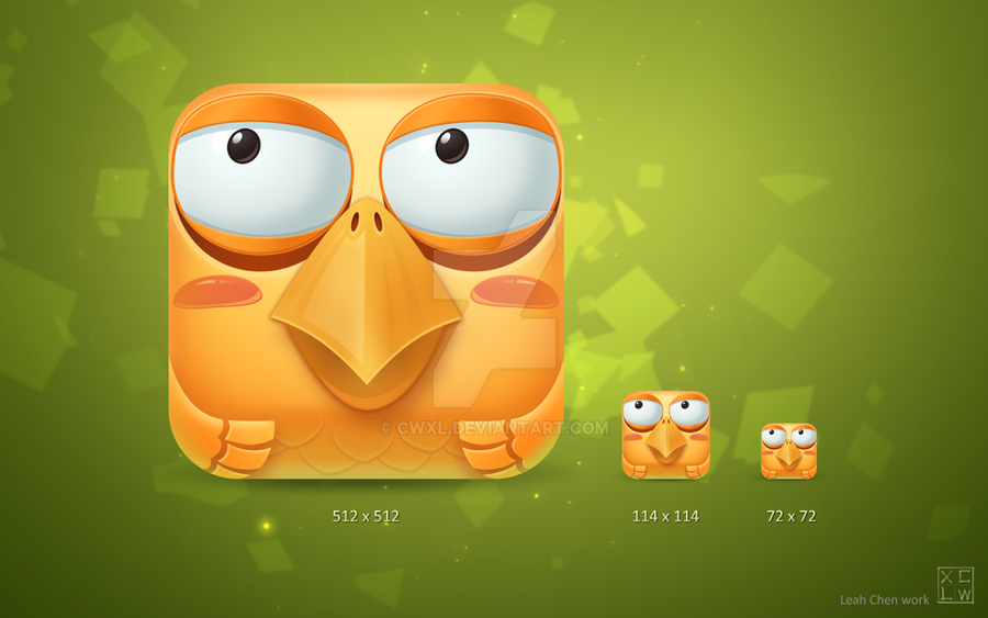 Game Character Design Apps : Game icon design by cwxl on deviantart
