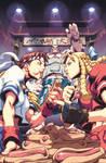 SF Legends Sakura Issue 3B