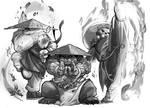 WoW RPG - Transcendent Pandas