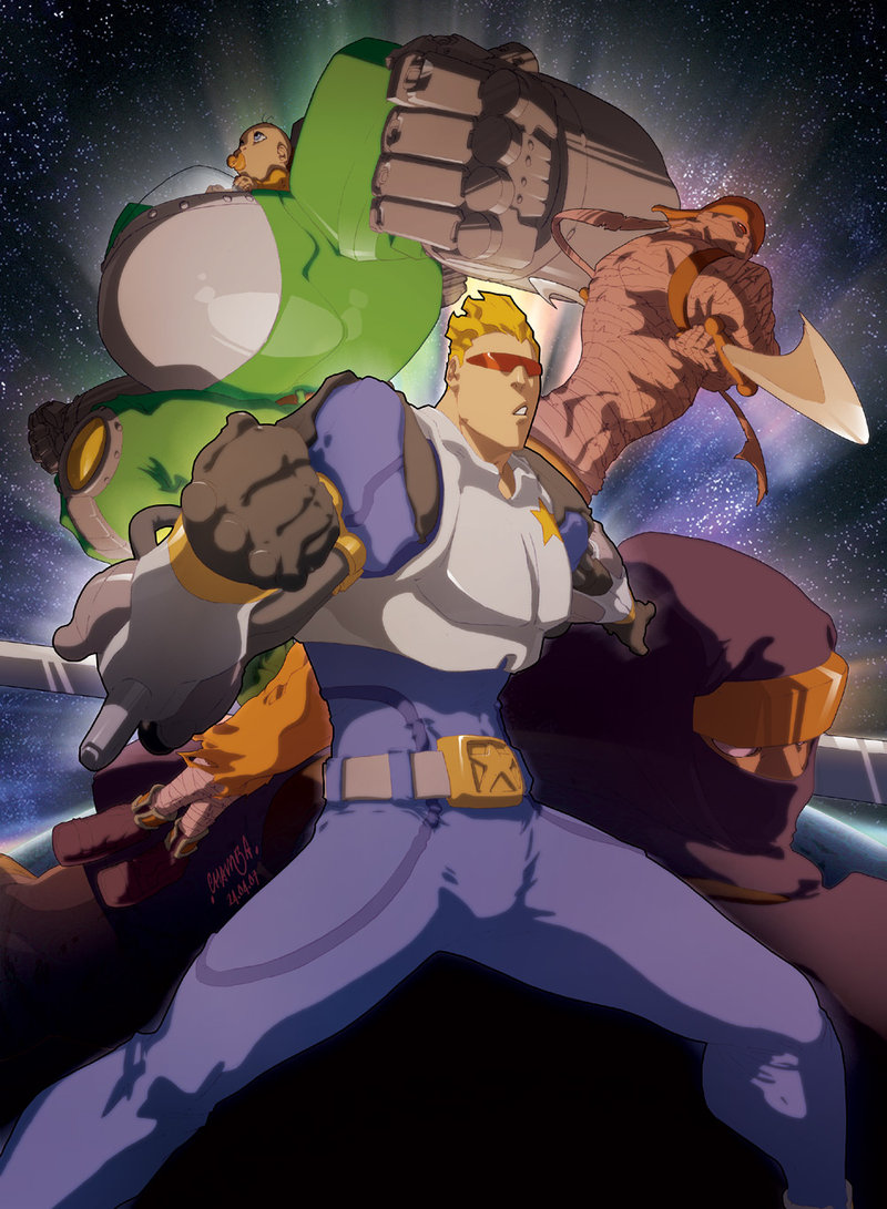 http://fc03.deviantart.com/fs21/f/2007/232/9/f/Captain_Commando_Pin_Up_by_UdonCrew.jpg