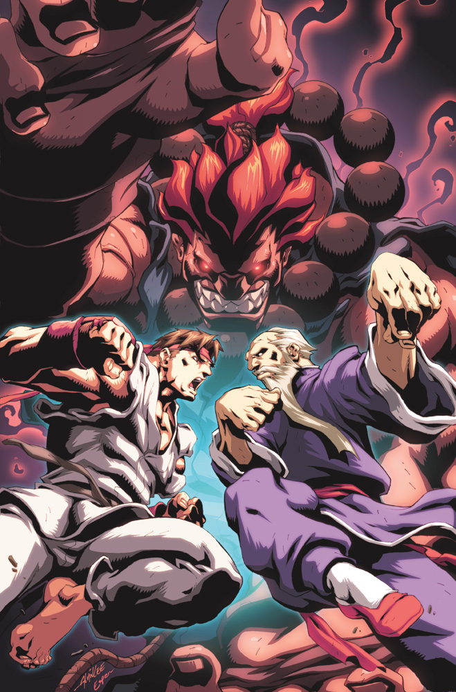Street Fighter II 4 Cover