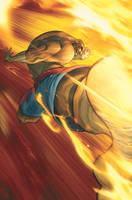 PF Sagat by UdonCrew