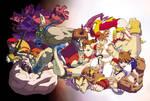Street Fighter Alpha DVD