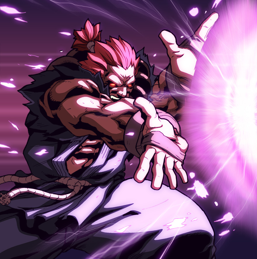 UFS - Akuma's Hadoken by UdonCrew