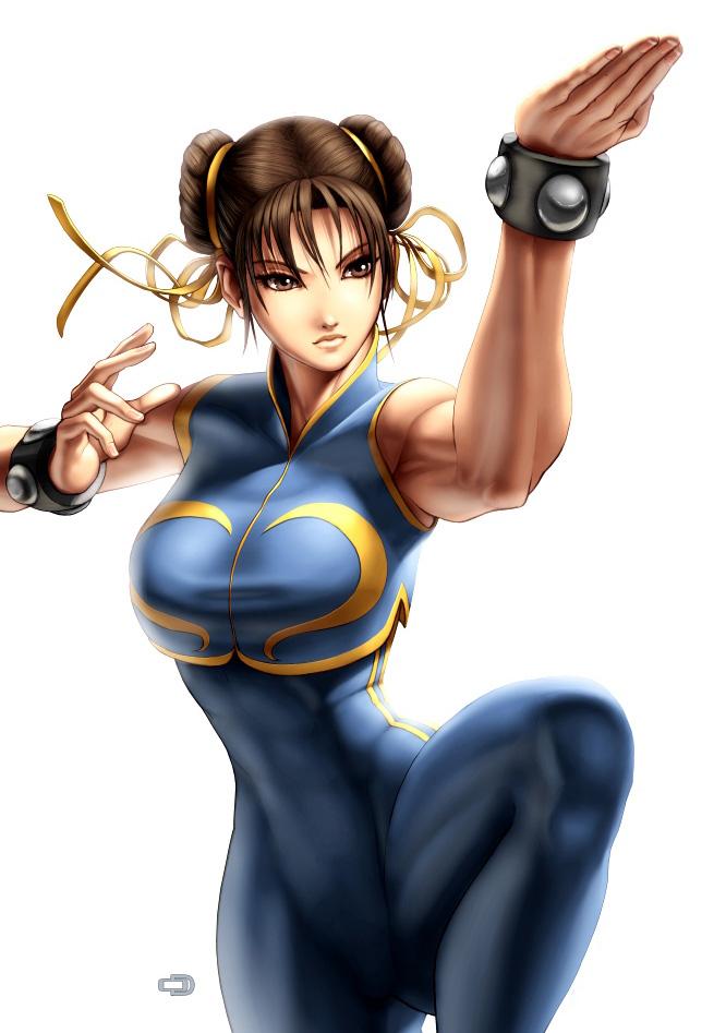 SF Legends Chun-Li Preview by UdonCrew