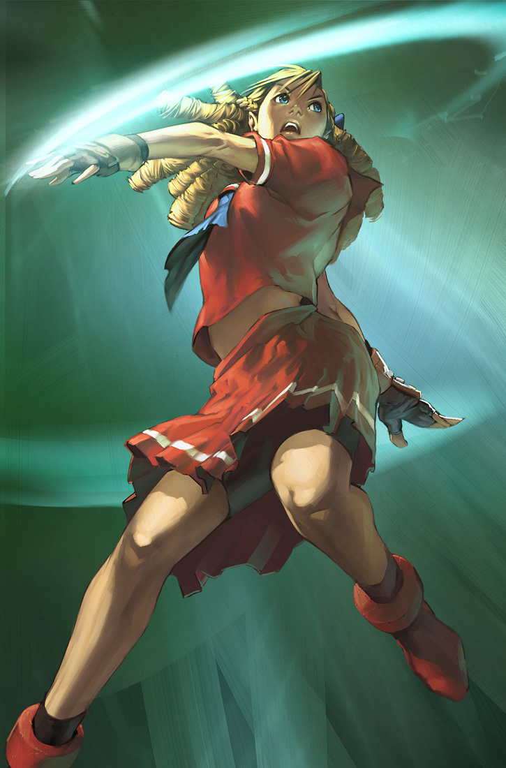 PF Karin by UdonCrew