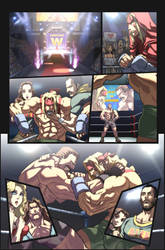 Fighting Evolution- ALEX by UdonCrew