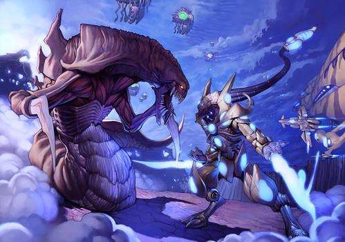 TPop-Blizz Starcraft Promo
