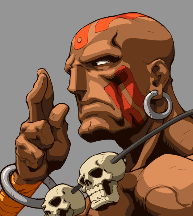 Character Select- Dhalsim By UdonCrew On DeviantArt