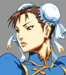 Character Select- Chun-Li