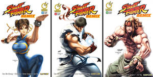 Street Fighter Remix Covers