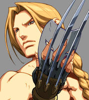 Character Select- Vega by UdonCrew
