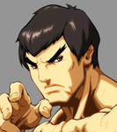 Character Select- Fei Long