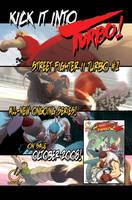 Street Fighter II Turbo Ad