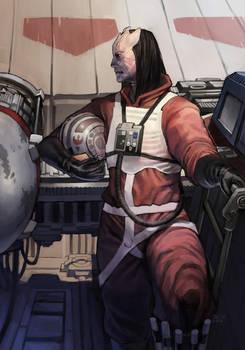 Star Wars- Pilot