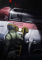 Star Wars- Elite Pilot by UdonCrew